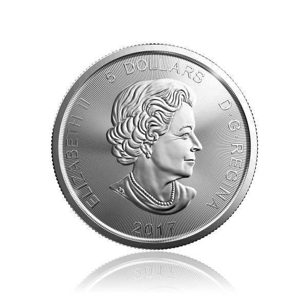 1 Unze Silber Luchs 2017 (Raubtier Serie)