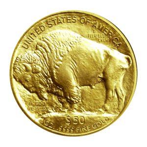 1 Unze Goldmünze American Buffalo 2017