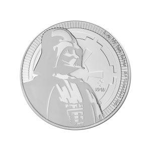 1 Unze Silbermünze Niue Star Wars Darth Vader 2017
