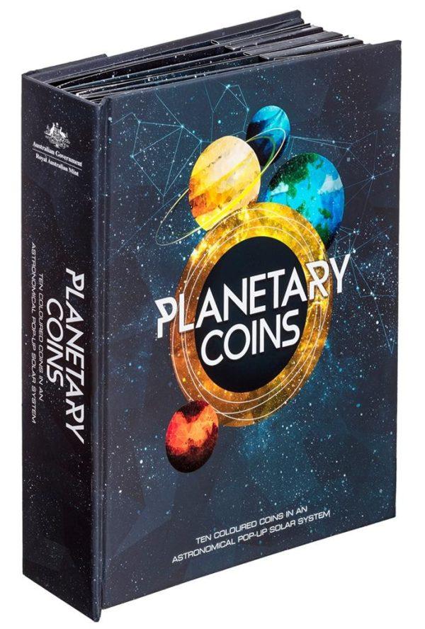 Planeten im Sonnensystem 2017