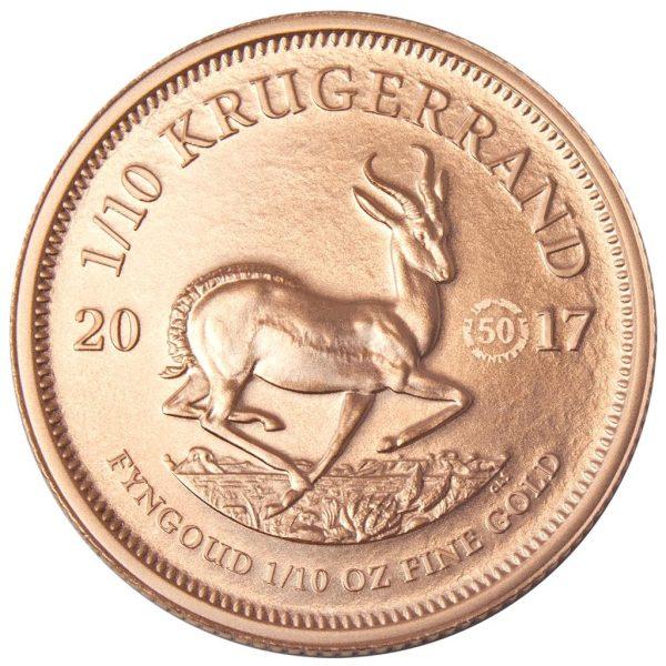 Krügerrand Premium-Set 2017 (50 Jahre Krügerrand)