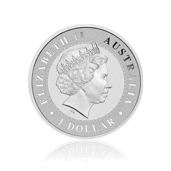 1 Unze Silber Känguru Nugget 2019 (Perth Mint)