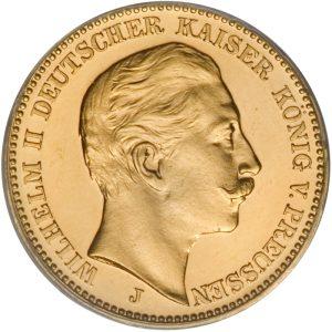 20 Mark Reichsgoldmünze