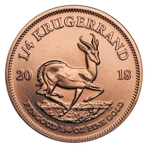 1/4 Unze Gold Krügerrand 2019