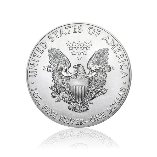 1 Unze Silber American Eagle 2019