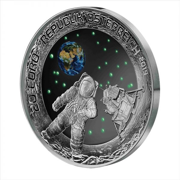 50 Jahre Mondlandung PP Österreich
