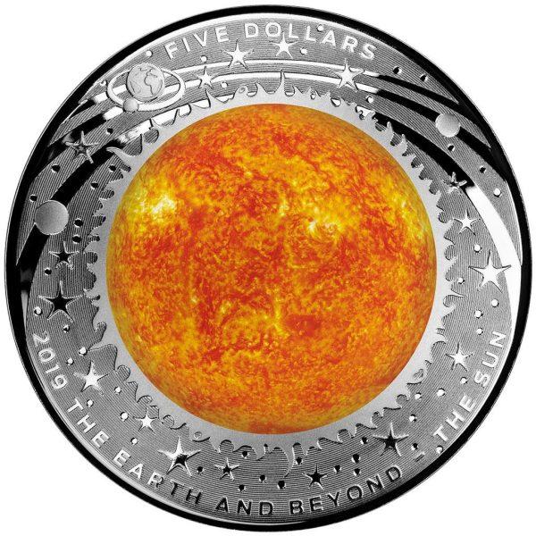 Earth and Beyond - Die Sonne 3.