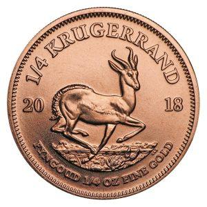1/4 Unze Gold Krügerrand 2020
