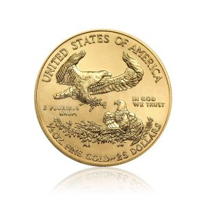 1/2 Unze Goldmünze American Eagle 2020