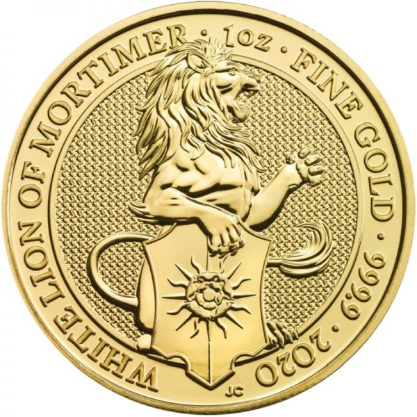 The White Lion of Mortimer 2020